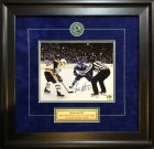 "Bo Horvat – ""Signed"" – Custom Framed 8×10 Photo"