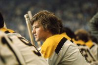 Bobby Orr - On the Bench 24x16