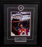 Joe Sakic - Raising the Cup