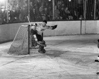 Terry Sawchuk - Detroit (circa 1954)