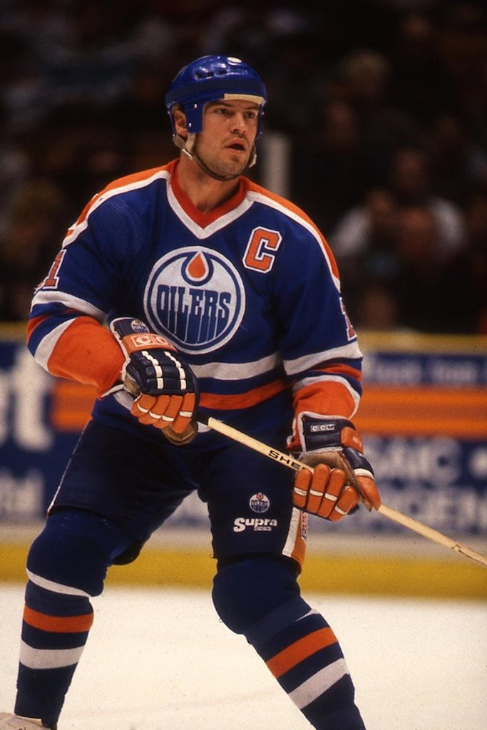 sneakers for cheap 4417f ed96a Mark Messier - Edmonton Oilers