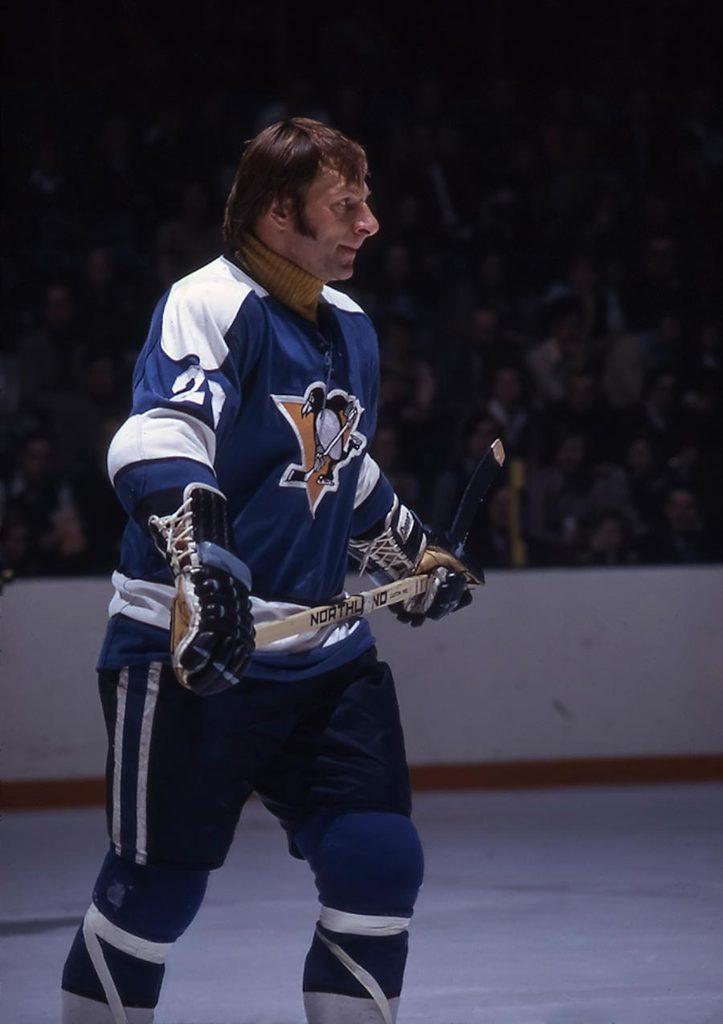 newest ef3f5 9a839 Eddie Shack - Pittsburgh Penguins