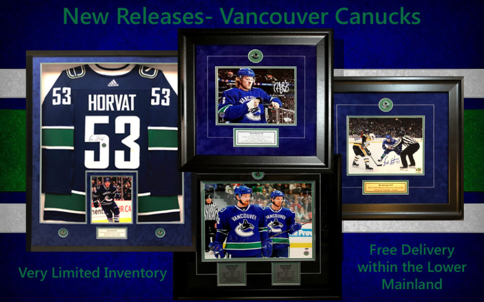 Canucks – New Designs Great Gifts