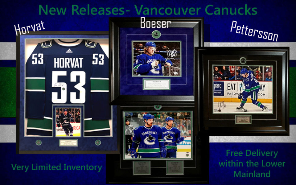 Canucks – Newest Products and Designs