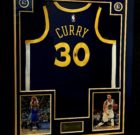 "Stephen Curry – NEW ITEM JUST ARRIVED Golden State Warriors ""SIGNED"" Jersey"