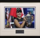 2.  Bianca Andreescu – 2019 US Open Champion