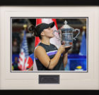 3.  Bianca Andreescu – 2019 US Open Champion