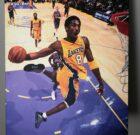 "Kobe Bryant – ""The Dunk"" On Canvas"